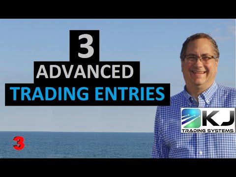 3 Advanced Algo Trading Entries, Forex Algorithmic Trading Example