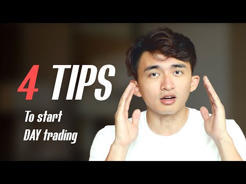 4 Steps to Get You Started in Day-Trading