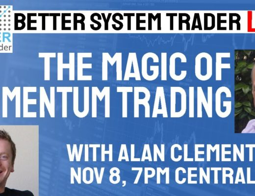 #172: The magic of momentum trading – Alan Clement