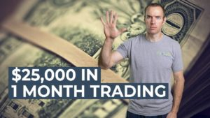 $25,000 in 1 Month Day Trading Stocks: My 5 Observations...