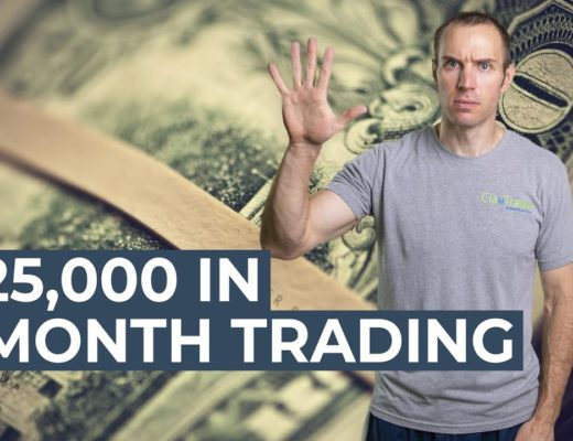 $25,000 in 1 Month Day Trading Stocks: My 5 Observations…