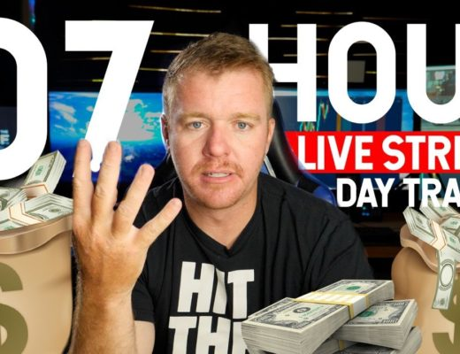 7 HOUR DAY TRADING LIVE STREAM! STOCK MARKET!