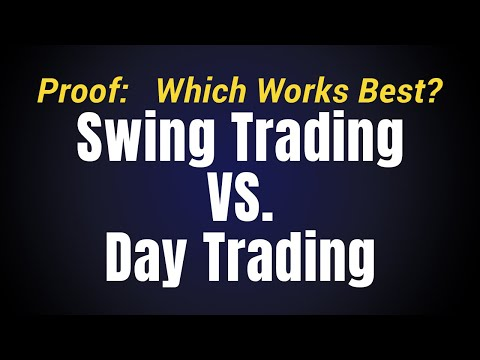 Swing Trading Vs Day Trading: Which Is More Profitable?, Scalping vs Swing Trading