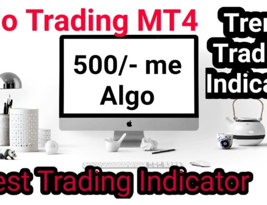 Algo trading setup with MT4 step by step