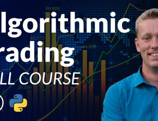 Algorithmic Trading Using Python – Full Course