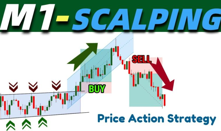 An Incredible 1 Minute Scalping Strategy || Forex Scalping System || Trade Just For 1 Minute
