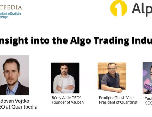 An Insight into the Algo Trading Industry (Alpaca Quant Conference)