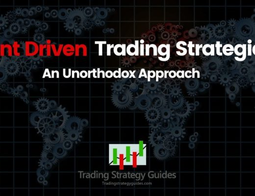 An Unorthodox Approach To Event Driven Trading Strategies