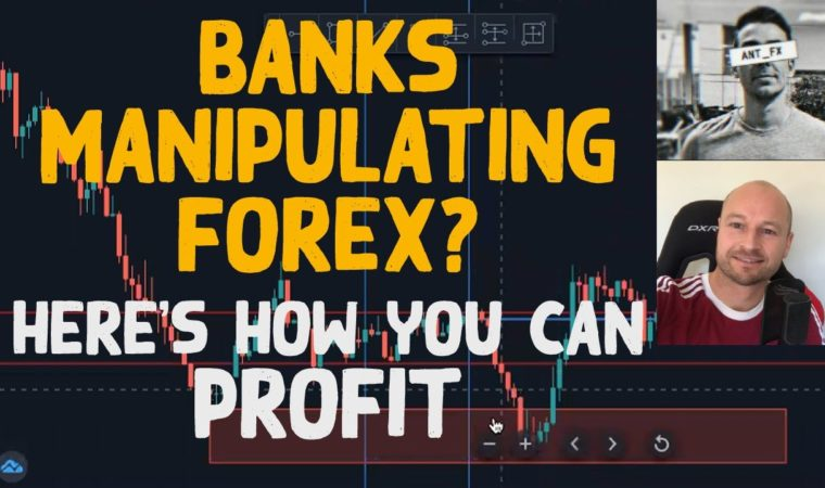 Banks Manipulating Forex? Here's How You Can Profit – ICT Student Explains Day Trading Strategy
