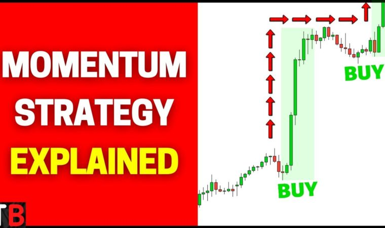 Best Momentum Trading Strategy Explained (High Winrate)