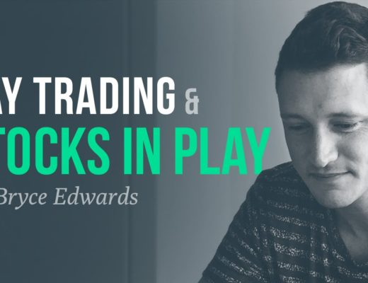 """Day trading """"stocks in play"""" and momentum 