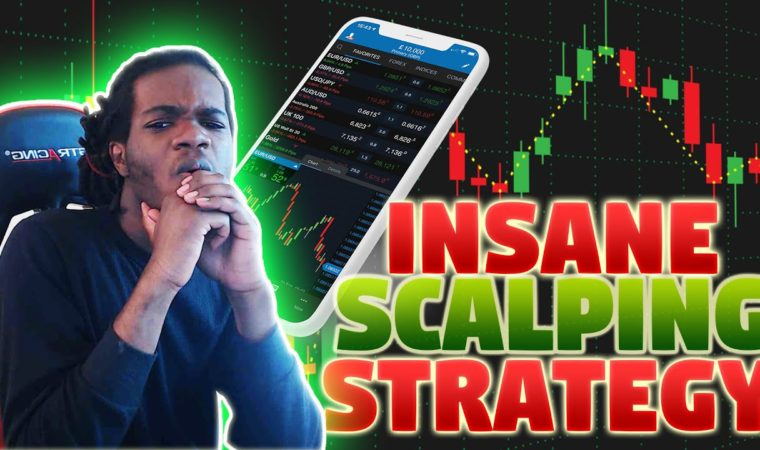 EASY Forex Scalping Strategy for Beginners! Us30 Strategy & XAUUSD Strategy | Forex Strategy