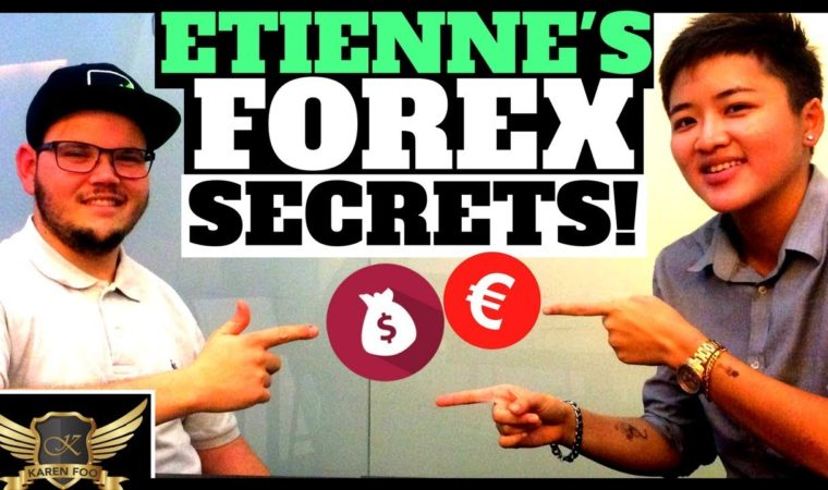 Etienne Crete Trading Secrets Revealed (Young Forex Trader Interview)