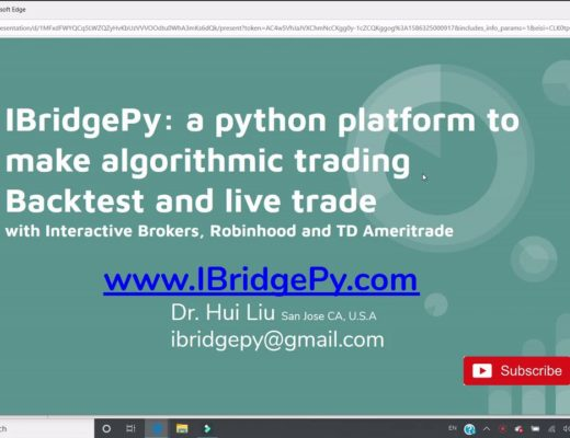 Fetch historical data of FOREX from Interactive Brokers in Python for algorithmic trading
