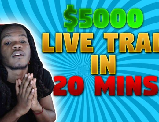 FOREX $5000 IN 20 MINUTES | $1000 ACCOUNT FLIP! | Insane Forex Scalping Strategy