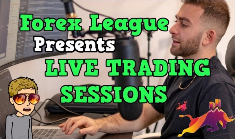 Forex League Live Trading Session