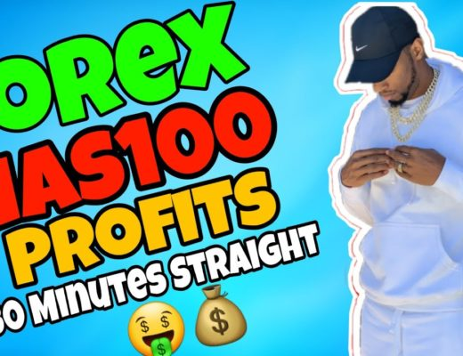 FOREX NAS100 30 MINUTES OF CONSISTENT PROFITS | BEST FOREX SCALPING METHOD | JEREMY CASH
