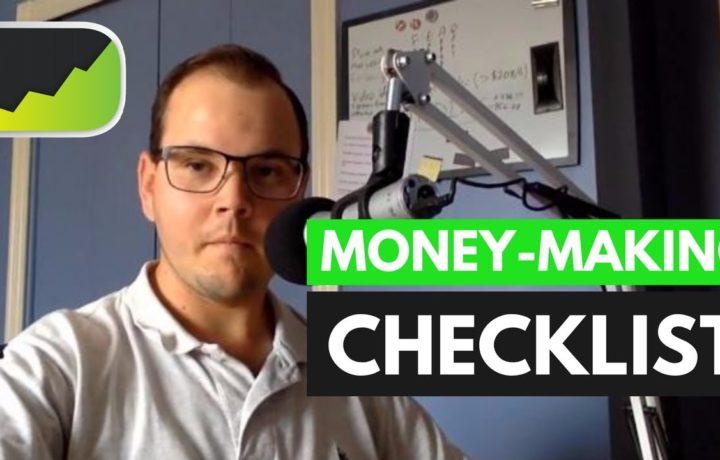 FOREX SWING TRADING CHECKLIST SECRET (Plan Your Trades)