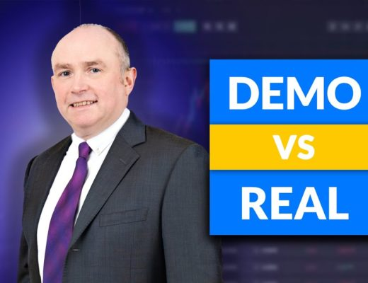 Forex Trading on DEMO vs REAL Accounts – What is the Difference?!