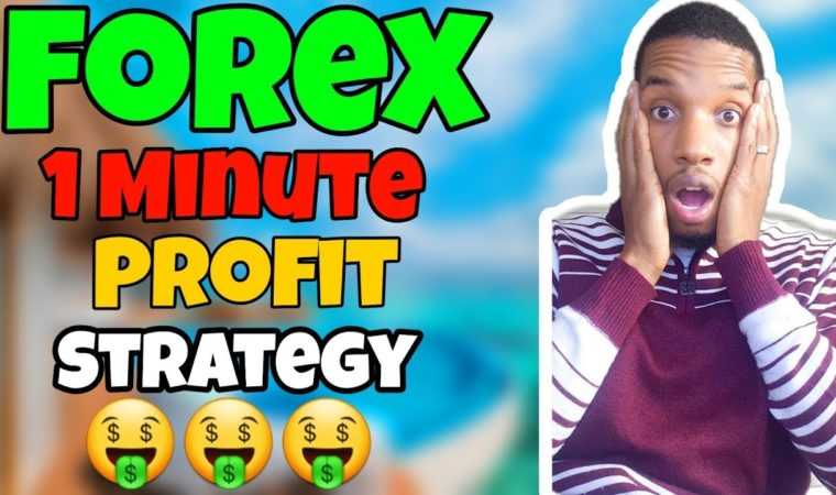 FOREX TRADING PROFIT IN 1 MINUTE STRATEGY   FOREX TRADING 2020