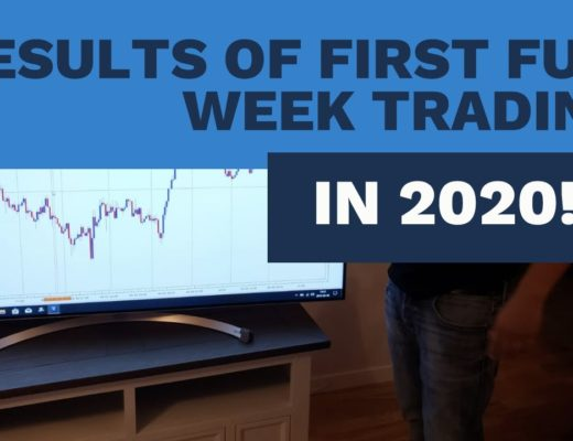 Forex Trading: Results of First Full Week Trading in 2020….