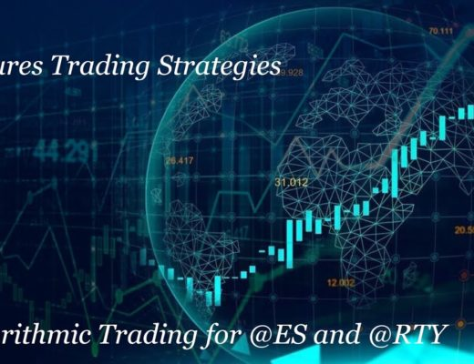 Futures Algorithmic Trading Strategies (for @ES Futures and @RTY)