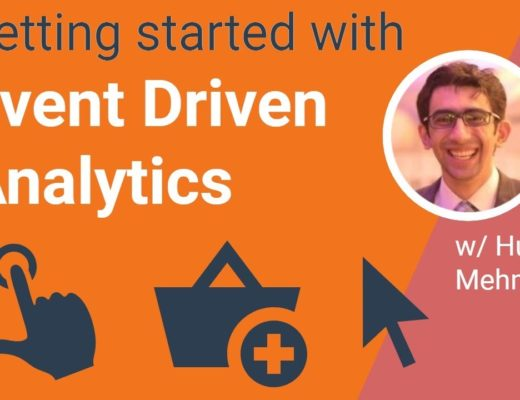 Getting Started with Event-driven Analytics feat. Hussain Mehmood