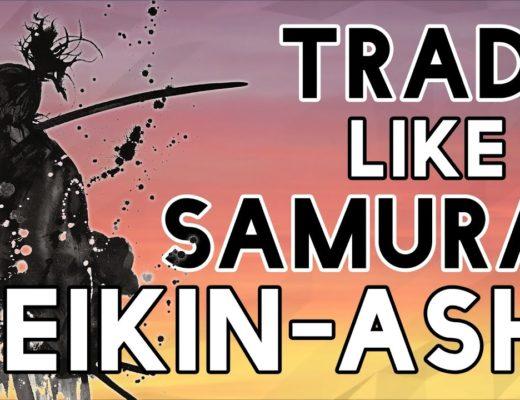 Heikin Ashi – Forex Trading Like A Samurai Warrior!