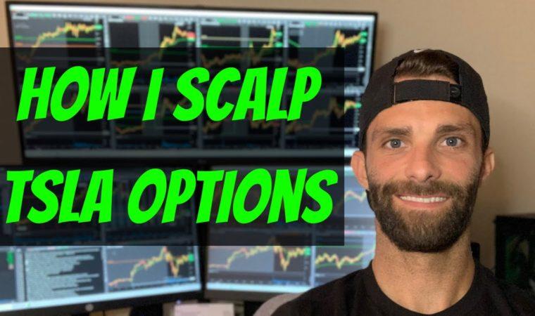 How I Trade TSLA Options (Scalping Strategy)