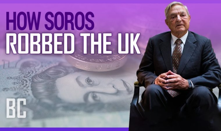 How Soros Made A Billion Dollars And Almost Broke Britain