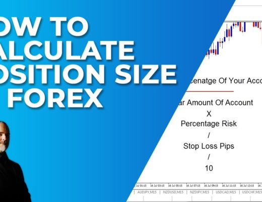 How To Calculate Position Size In Forex