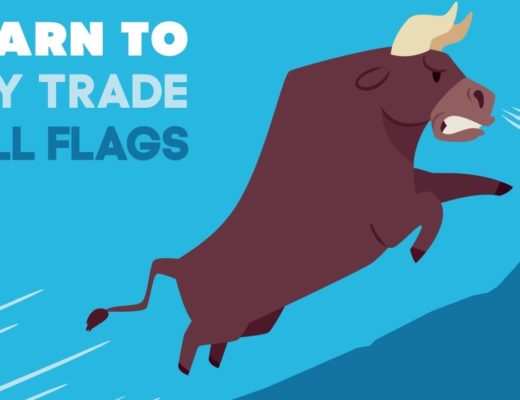 How to Day Trade Bull Flag Pattern