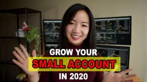 How to Grow a Small Account in 2020 Day Trading - 3 REAL Tips