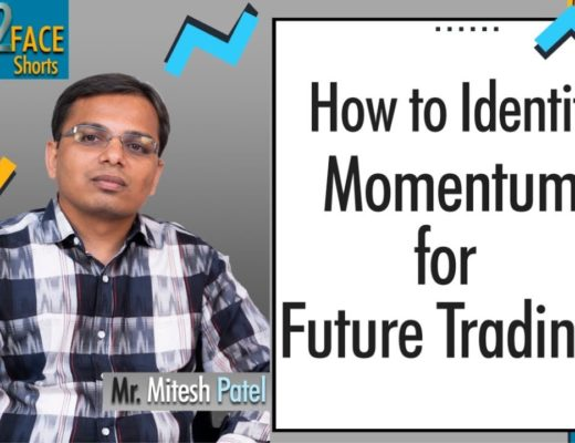 How to identify momentum for future trading?   Face2Face #trading
