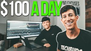 HOW TO MAKE $100 A DAY AS A BEGINNER INVESTOR