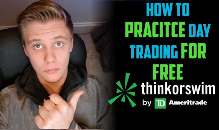 How To Paper Trade on ThinkOrSwim 2018 | Penny Stock Day Trading For Beginners 2018