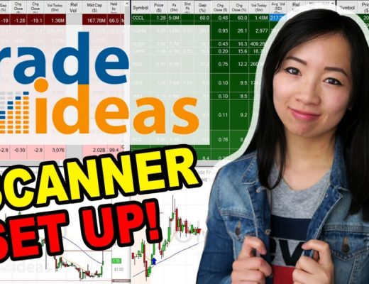 How to Set Up Trade Ideas Scanner Tutorial- Best Gap Scanner & Momentum Scanner for Day Trading!