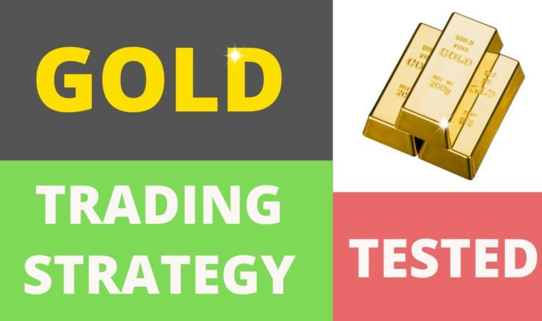 How to Trade Gold in Forex – Forex Scalping Strategy – XAU USD Fundamental Trading Strategy – TESTED