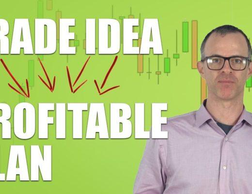 How To Translate A Trade Idea Into A Profitable Plan