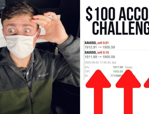 I Tried Day Trading Forex with a $100 Account: Here's what Happened!