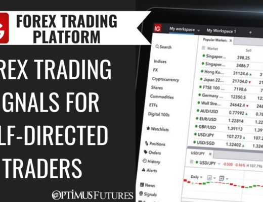 IG Forex Trading Platform – Forex Trading Signals for Self-Directed Traders