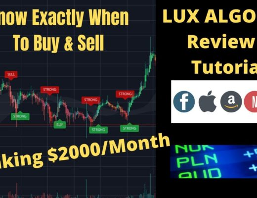 Is Lux Algo The Next Big Thing?! Know Exactly When To Buy/Sell Trades (Lux Algo Review + Tutorial)