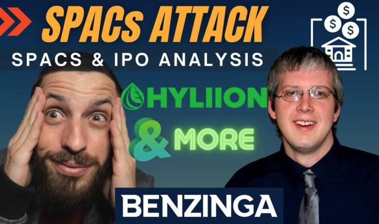 $JWS Deal, Microvast Rumor, $HYLN earnings, Online Car SPACs $SFT $ACAM| Benzinga's SPACs Attack