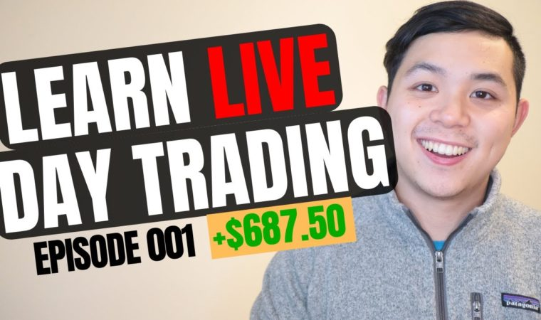 Learn Day Trading – LIVE Scalping S&P 500 Futures
