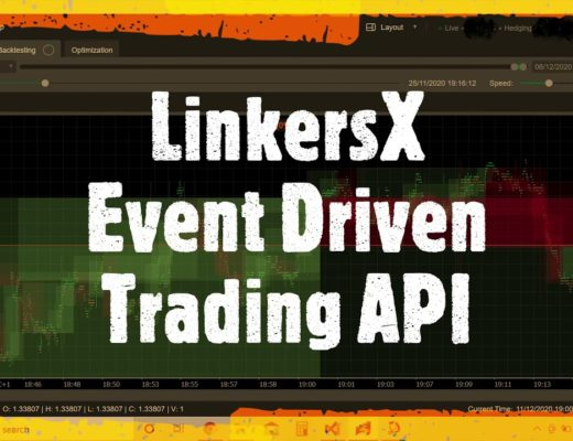 LinkersX Event Driven Trading API