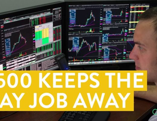 """[LIVE] Day Trading   """"$500 A Day Keeps The Day Job Away"""" (Learn to Trade)"""