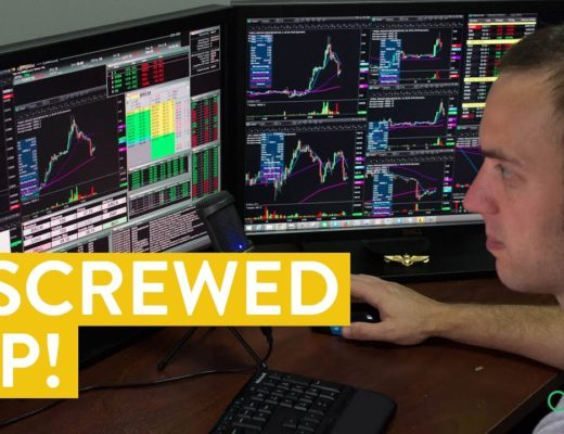 [LIVE] Day Trading | $500 in 5 Minutes (Then I Screwed Up!)