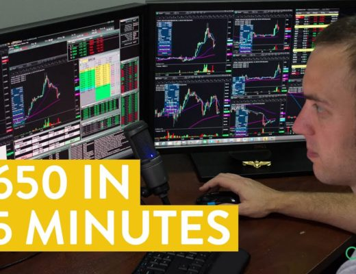[LIVE] Day Trading   $650 in 25 Minutes (learn to day trade!)