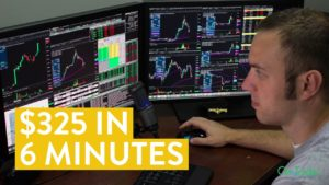 [LIVE] Day Trading | How To Make $325 Trading Stocks (In Only 6 Minutes)