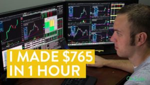 [LIVE] Day Trading | I Made $765 in Under 1 Hour (work from home